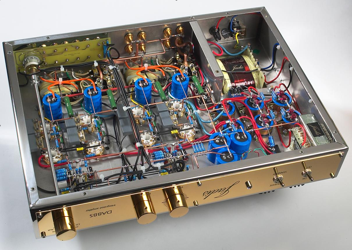 Super Jadis Tube Amp Wiring Is Le Sexy Xpost R Diytubes Audiophile Wiring Digital Resources Funapmognl