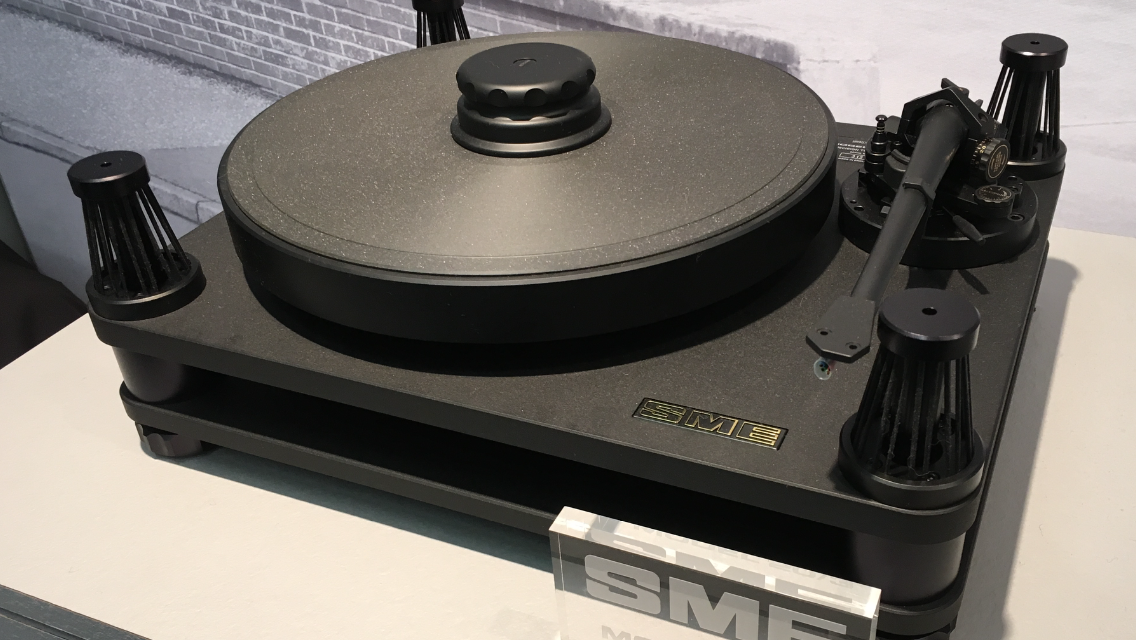 SME Model 20 turntable