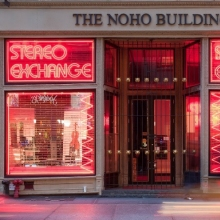 Hear Chord Mojo at Manhattan's Stereo Exchange