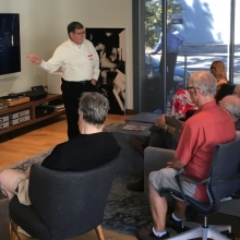 Hear Vienna Acoustics with Simaudio in Los Angeles
