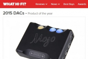 Chord Wins Three Best DAC Awards and a Product of the Year!