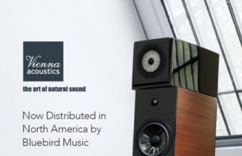 Bluebird Music Appointed Distributor for Vienna Acoustics
