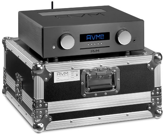 AVM CS 8.3 All-In-One with Flight Case