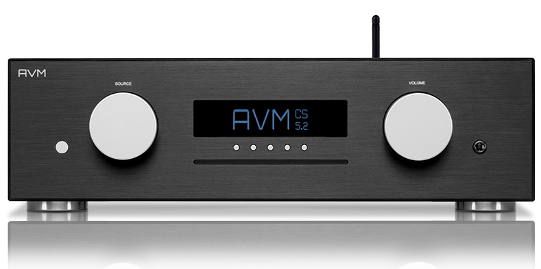 AVM CS 5.2 MkII Streaming Receiver