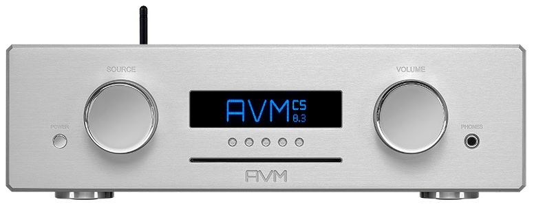 AVM CS 6.3 All-In-One Streaming Receiver