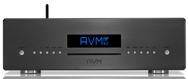 AVM Ovation MP 8.2 Media Streaming Player