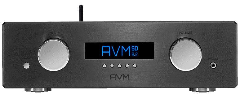 AVM Ovation SD 8.2 Streaming Preamplifier