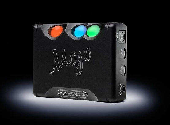 Chord Mojo Headphone Amp and DAC