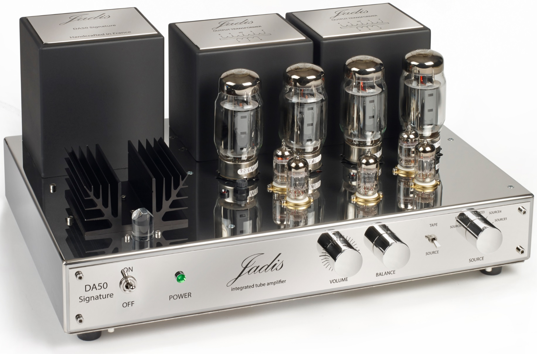Jadis DA50S integrated amplifier