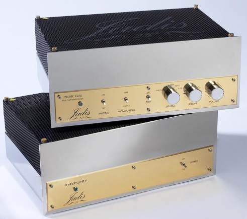 Jadis JP80 MC Phono Preamplifier