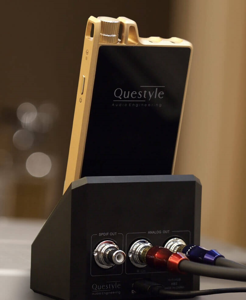 Questyle HB2 Hi-Fi Dock