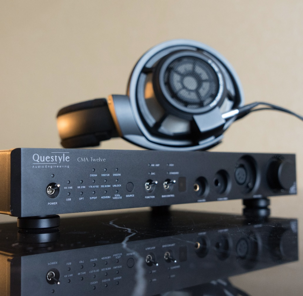 Questyle CMA Twelve Headphone Amp & DAC