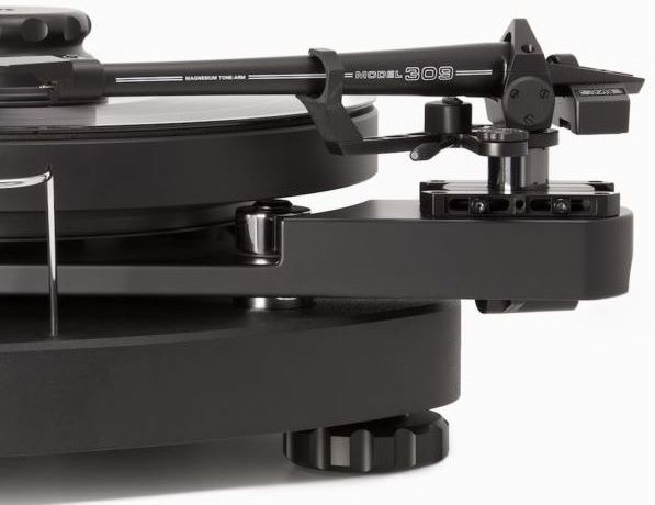 Model 12 with 309 tonearm