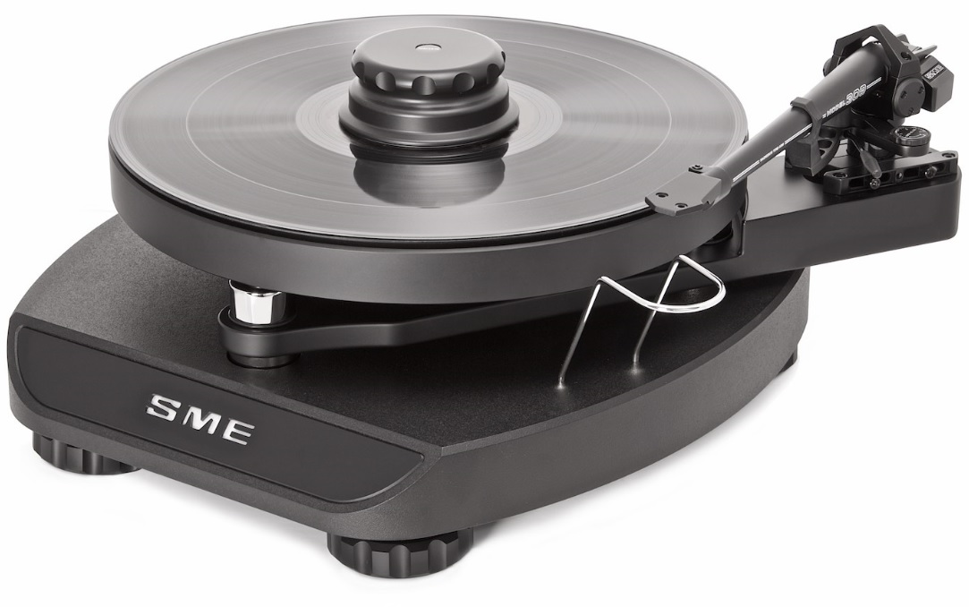 SME Model 12 Turntable with 309 Tonearm