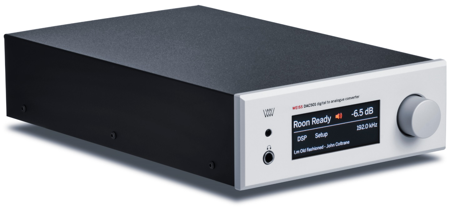 Weiss Engineering DAC 501 Silver
